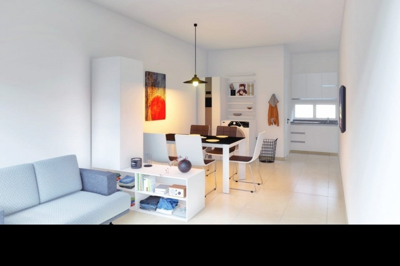 departamento monoambiente  en venta en villa luzuriaga