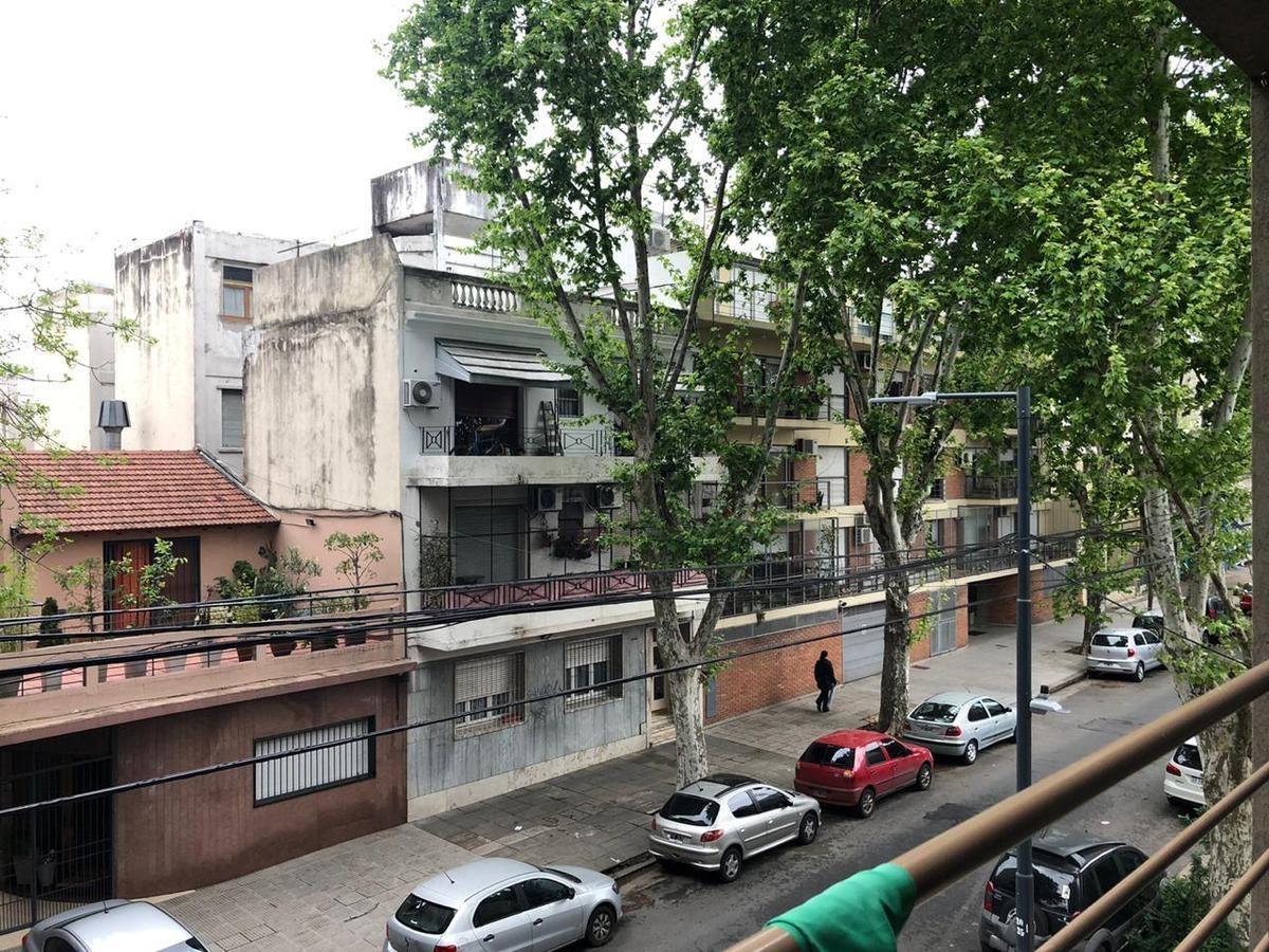 departamento monoambiente venta colegiales - parrilla terraza sum