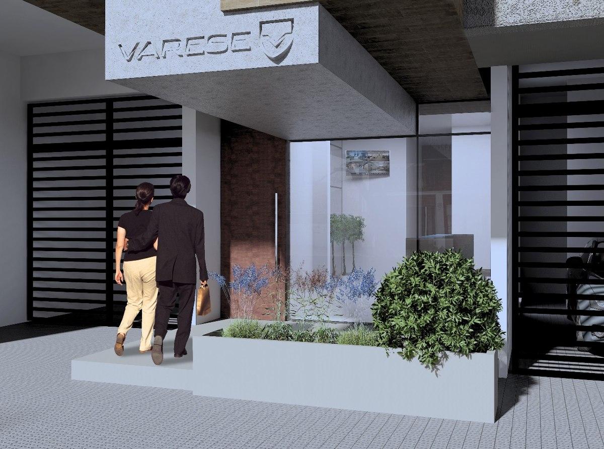 departamento monombiente 41m2 venta construcción güemes