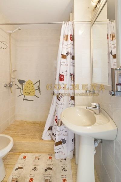 departamento muy lindo de 1 dormitorio, 1 baños, balcon y garaje  -en avenida roosevelt -consulte!!!!- ref: 1558