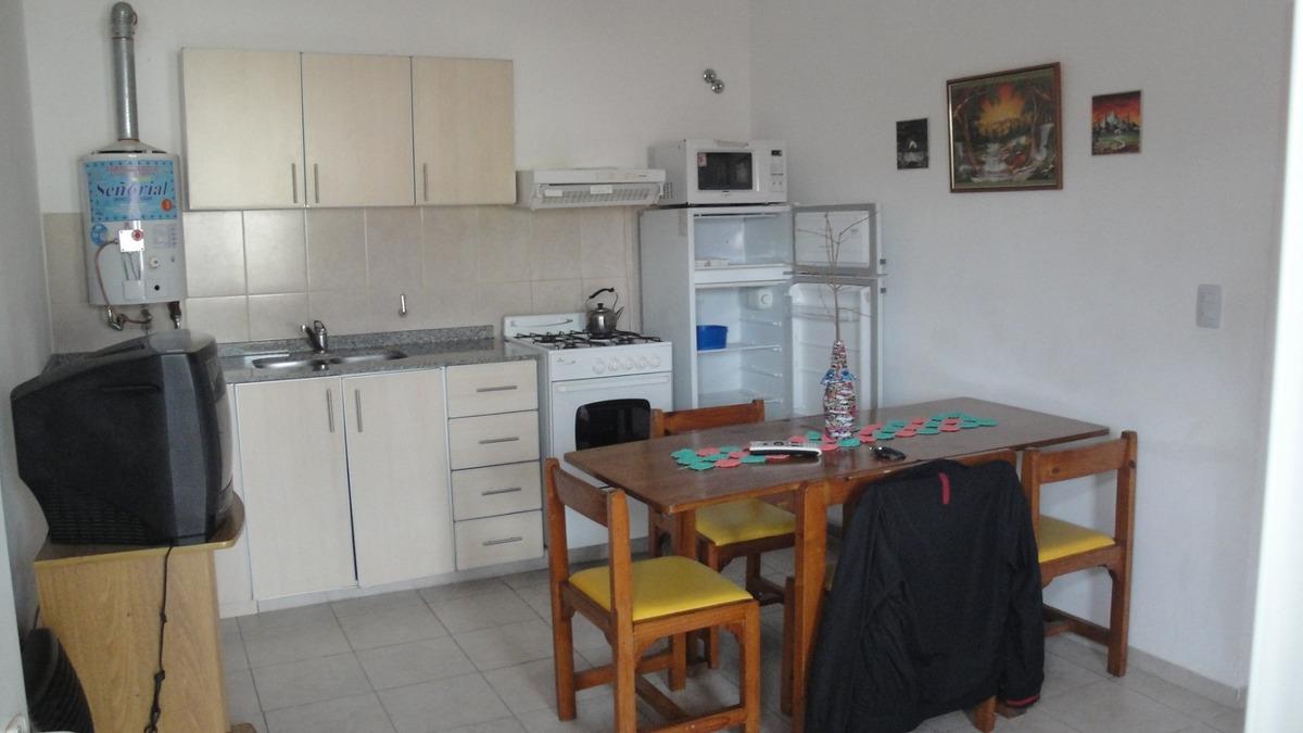 departamento nuevo 1º piso c/gas natatural y cochera