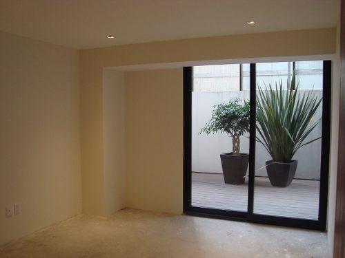 departamento nuevo con balcon y terraza