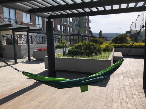 departamento nuevo en renta en park d´ luxe-  amueblado