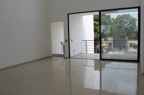 departamento  nuevo en venta chapultepec cuernavaca