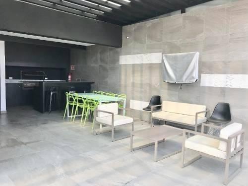 departamento nuevo en venta en polanco con amenitis
