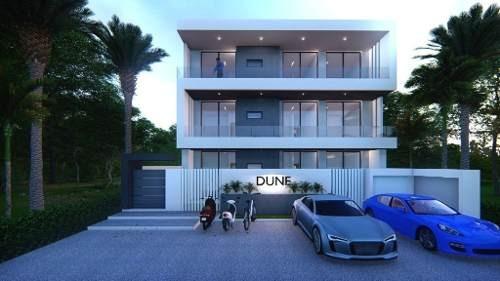 departamento nuevo y lujoso en venta en tulum p2757