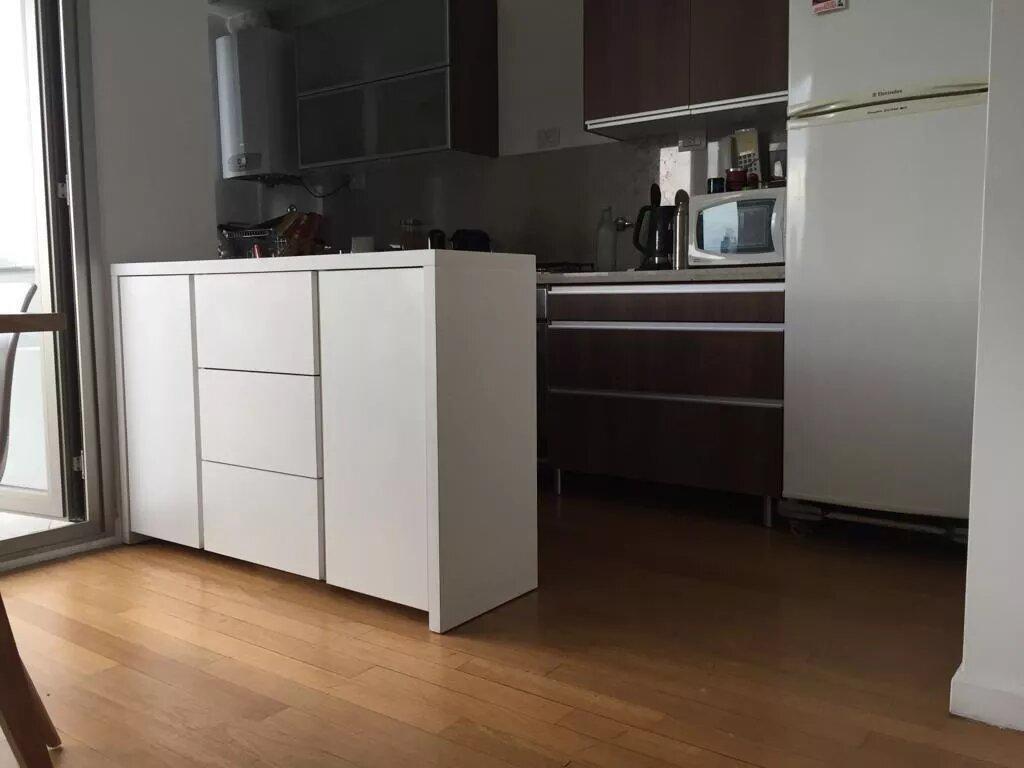 departamento - nuñez - dos ambientes con cochera y pileta!