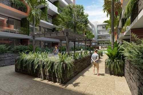 departamento o estudio en ¨the city¨ playa del carmen nuevos