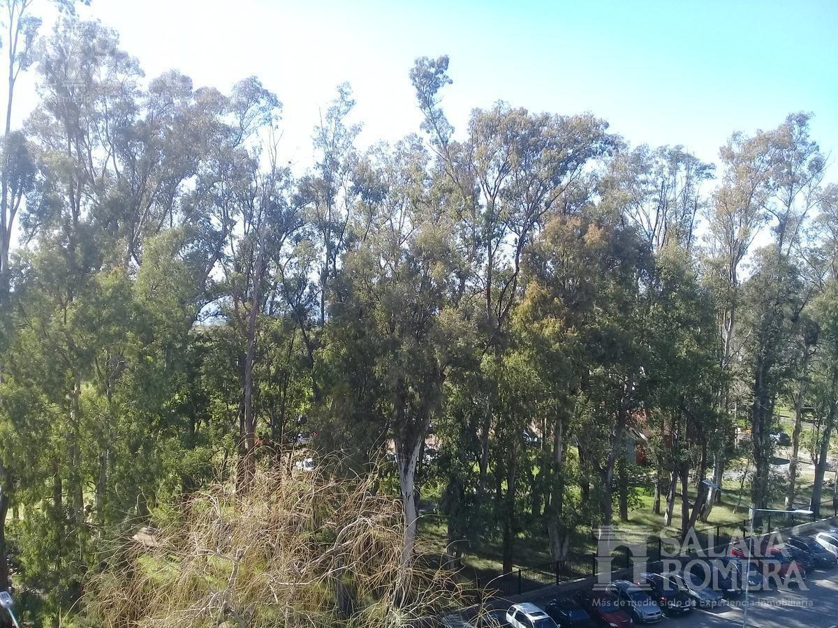 departamento - olivos - 3 ambientes c/ cochera - vista al río