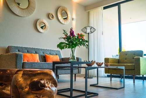 departamento opal suites playa del carmen ubicación perfecta