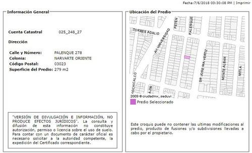 departamento palenque 278