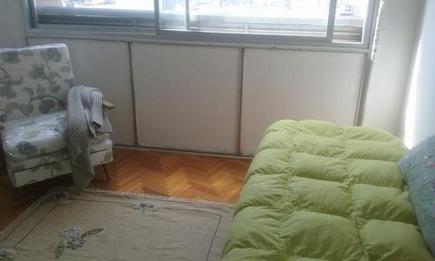departamento - palermo - cuatro ambientes en piso alto luminoso!