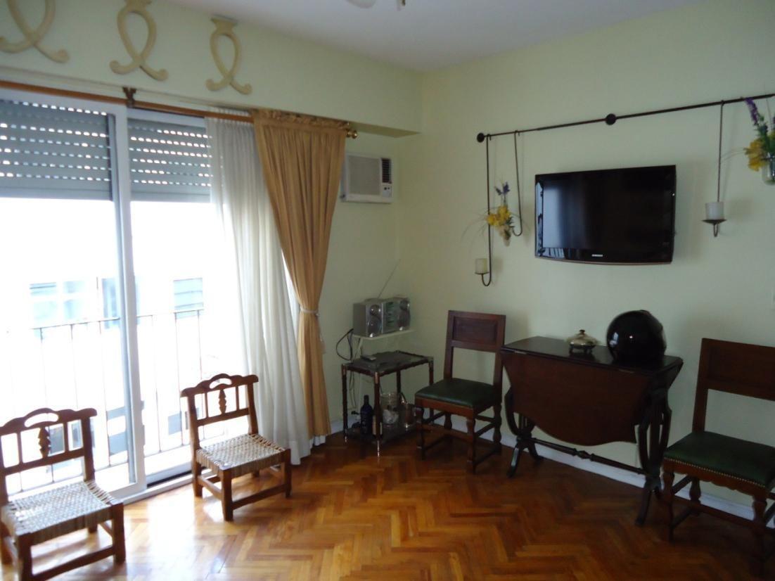 departamento - palermo - tres ambientes impecable con balcon terraza unico!!