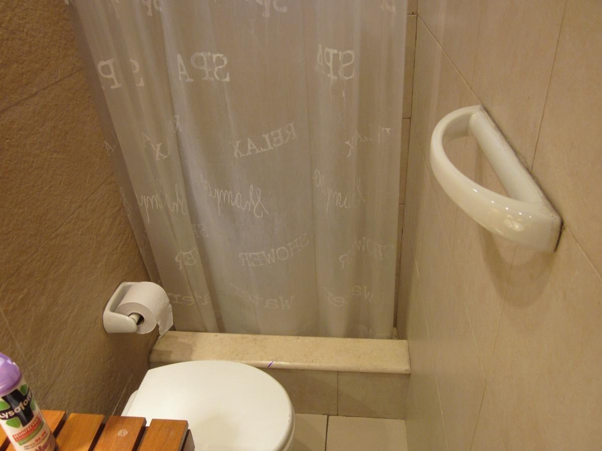 departamento - palermo - tres ambientes impecable con lavarropas!