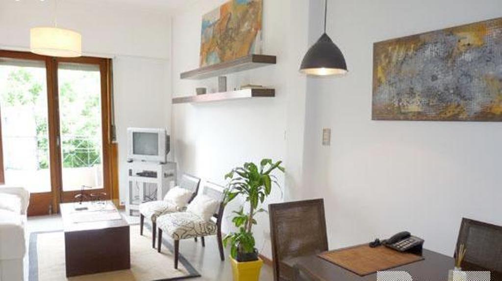departamento - palermo - tres ambientes impecable - libre ya!