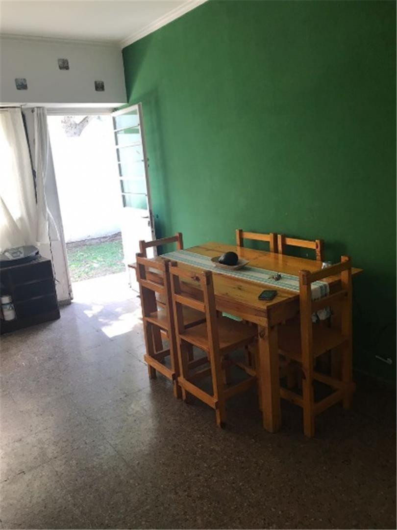 departamento pb 1 dormitorio con jardin