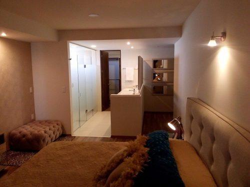 departamento  penthouse en venta milenio qro