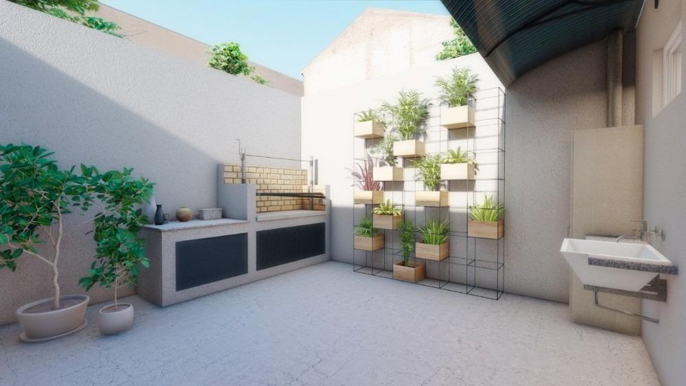 departamento ph 2 ambientes con local independiente