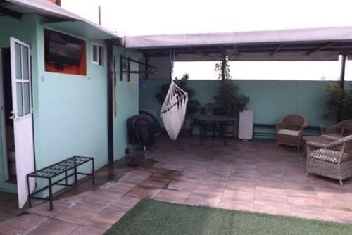 departamento ph con roof garden en venta narvarte