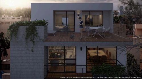 departamento ph2 en preventa en la narvarte pte con roof garden