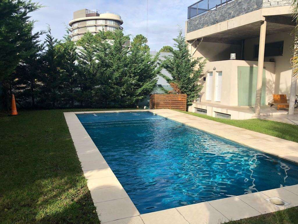 departamento pinamar con piscina