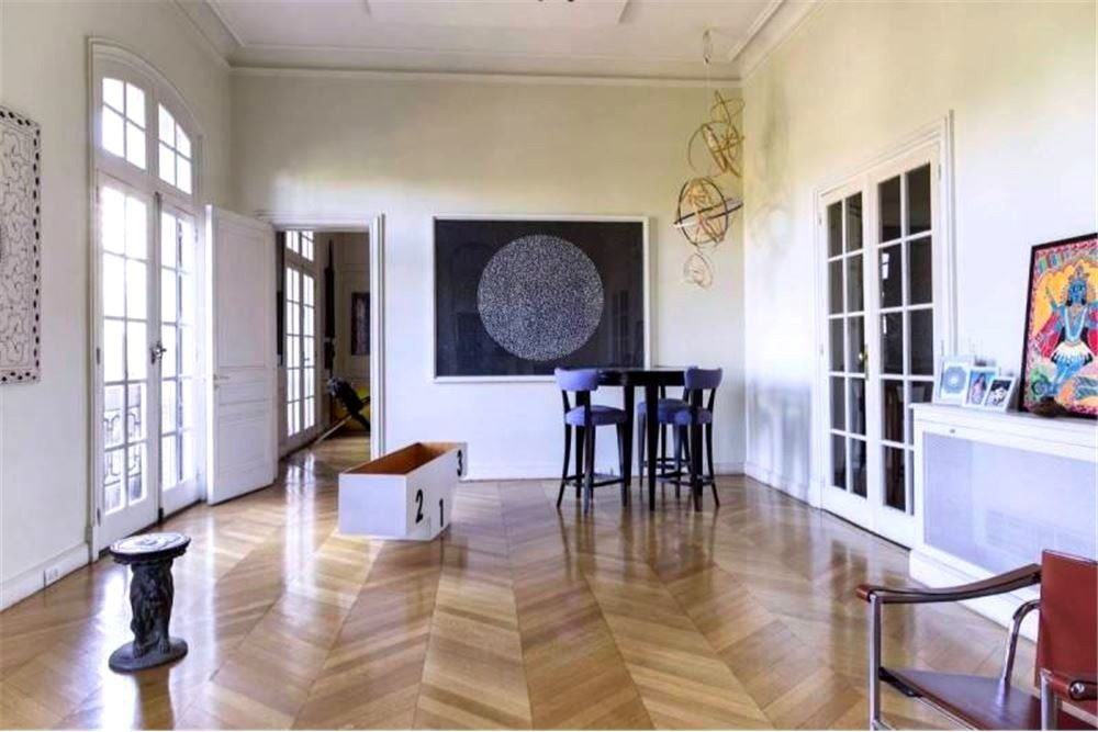 departamento piso 5 ambientes categoría recoleta