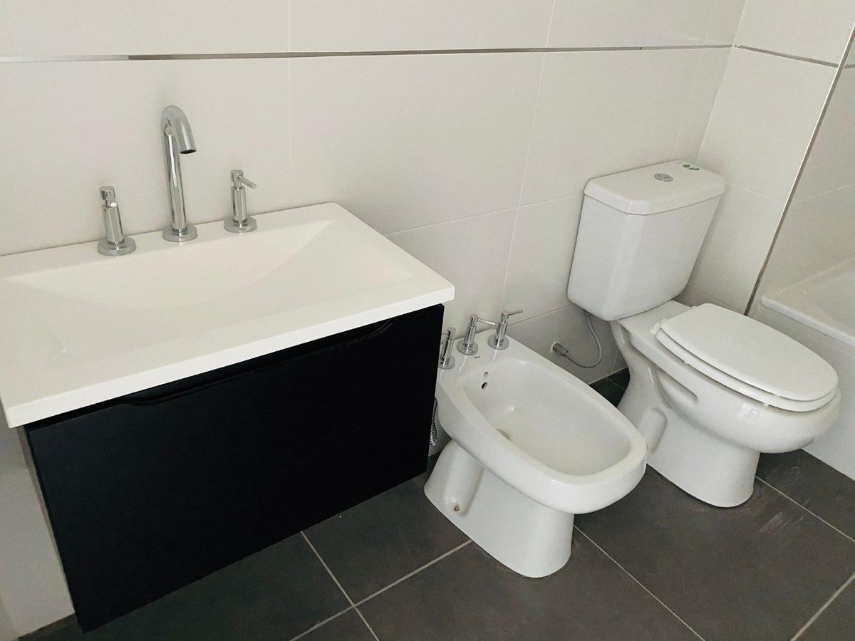 departamento piso explusivo 2 dormitorios - calidad premium - jacuzzi