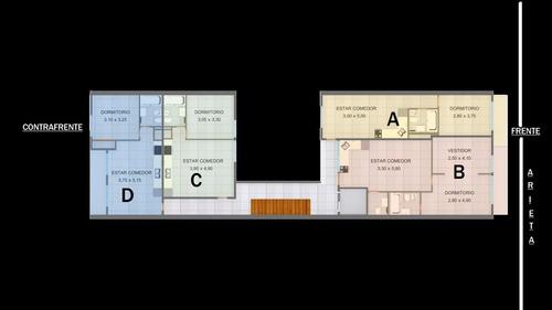 departamento planta baja 3 ambientes