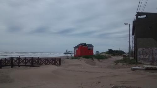 departamento planta baja a metros del mar en mar del tuyu
