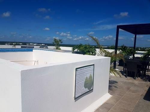 departamento playa del carmen condos el parque inversion