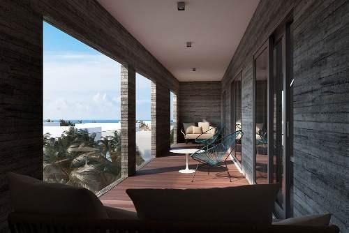 departamento playa del carmen the gallery ubicado nuevo