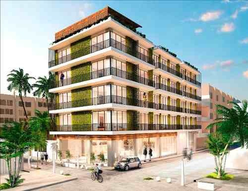 departamento playa del carmen ubicado plan financiamiento