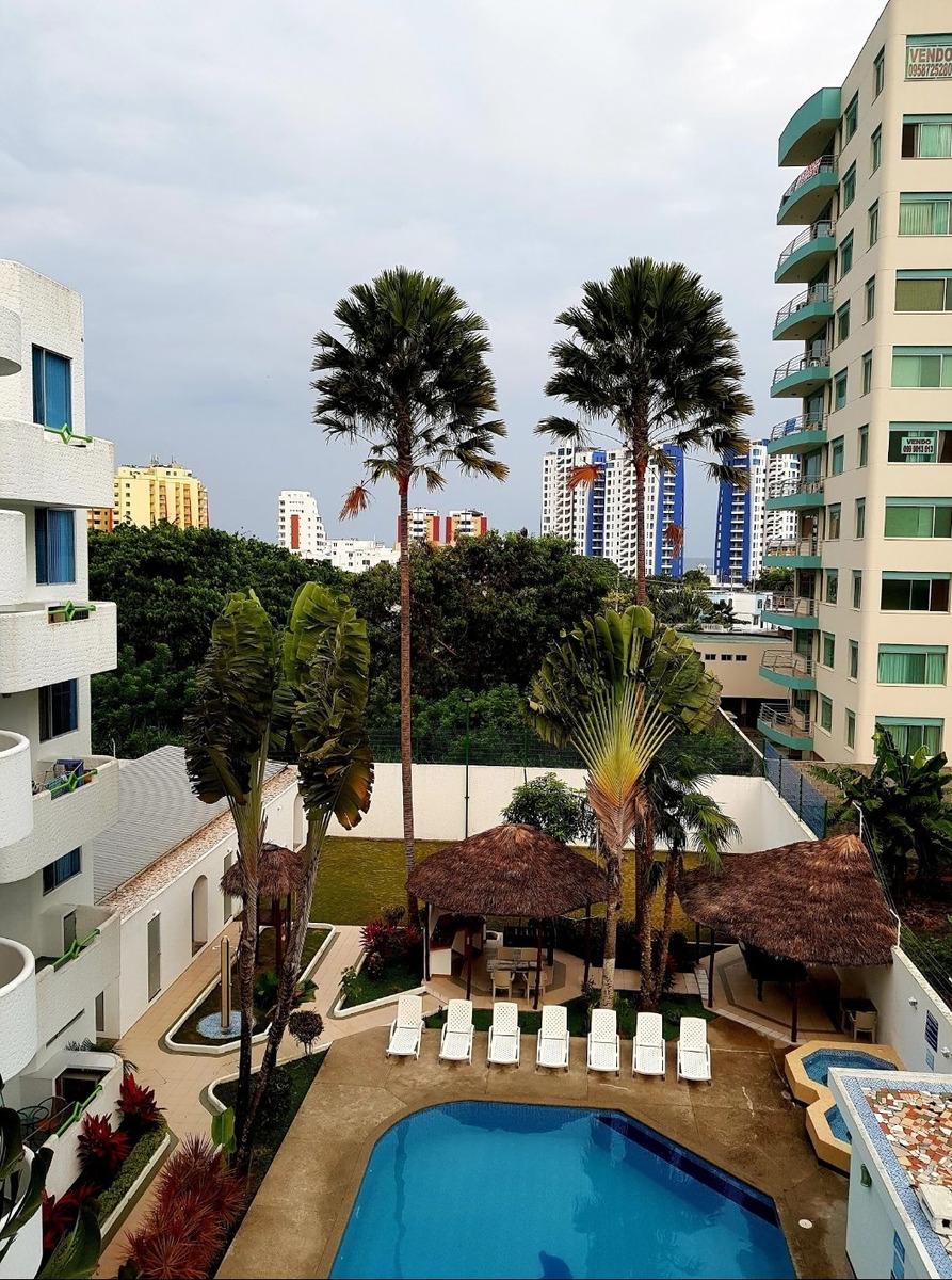 departamento playa tonsupa $85 por noche, cap max 8 personas