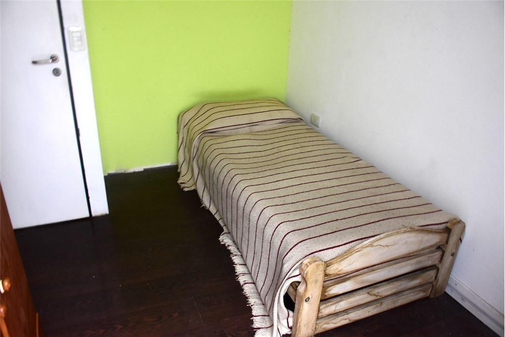 departamento por pasillo, 2 dormitorios