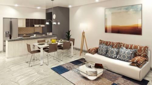 departamento pre venta la loma residences makalu-b b301