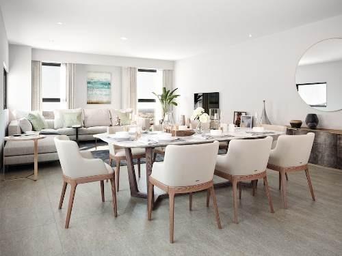 departamento pre venta la loma residences mardore-a b501