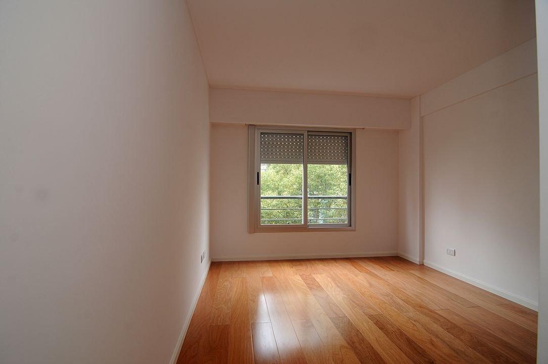 departamento premium en parque urquiza - 1 dormitorio c/ balcon y patio