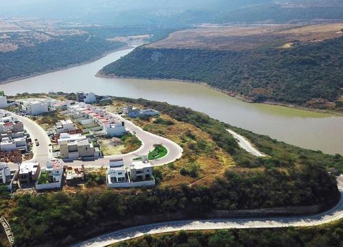 departamento preventa con vista a presa del batán en cañadas del lago 39-dv-1307