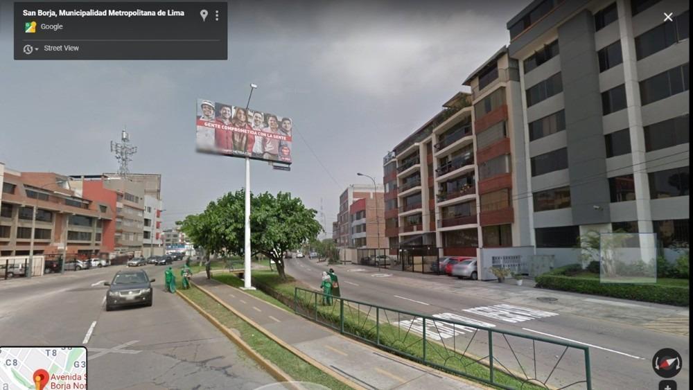 departamento primer piso 120mt2 - vista a calle y cochera