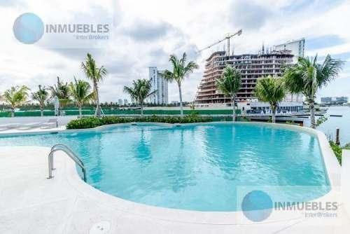 departamento - puerto cancún