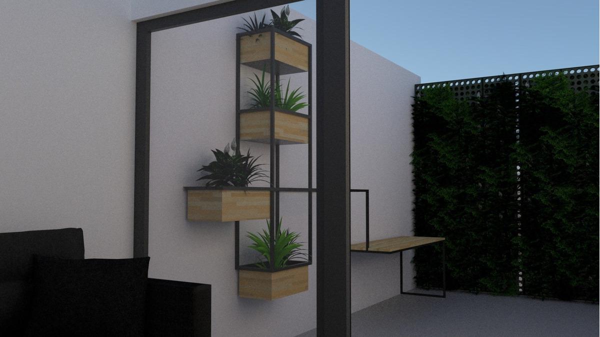 departamento reciclado en abasto - 2 dormitorios de pasillo - diseño exclusivo