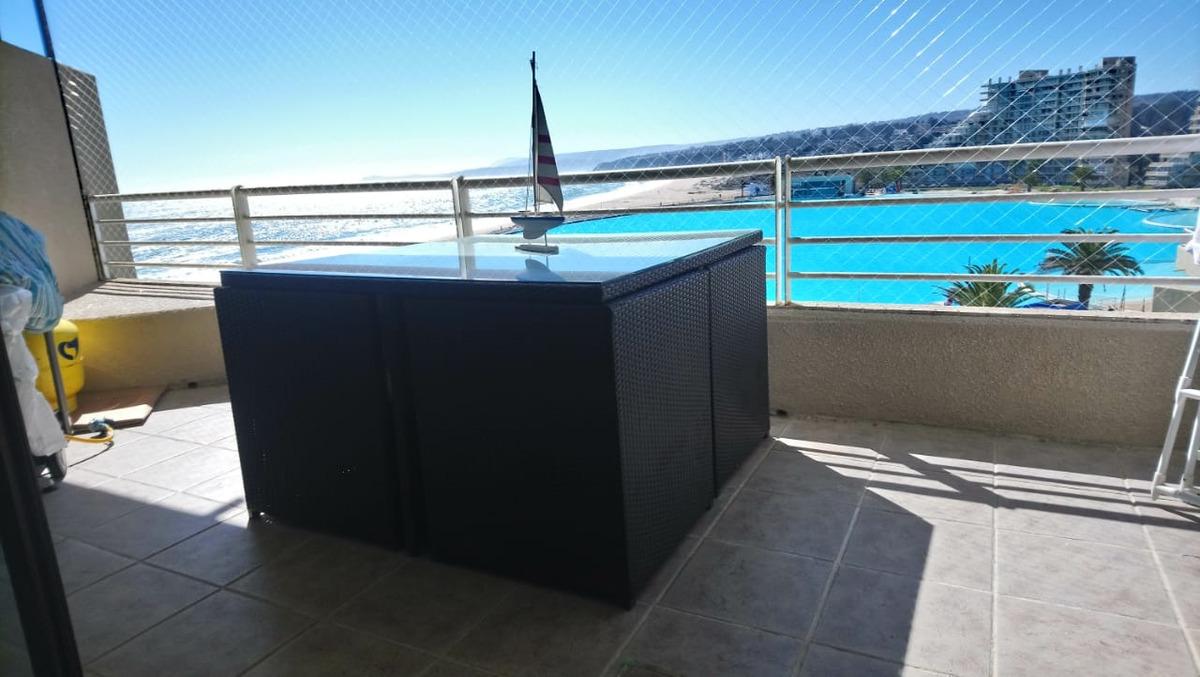 departamento recién re-modelado san alfonso del mar