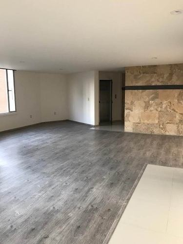 departamento  recien remodelado col. bosque real