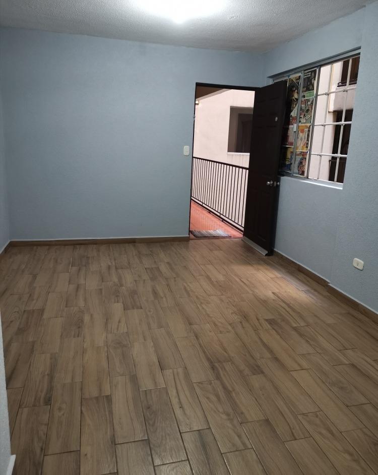 departamento recién remodelado en planta baja