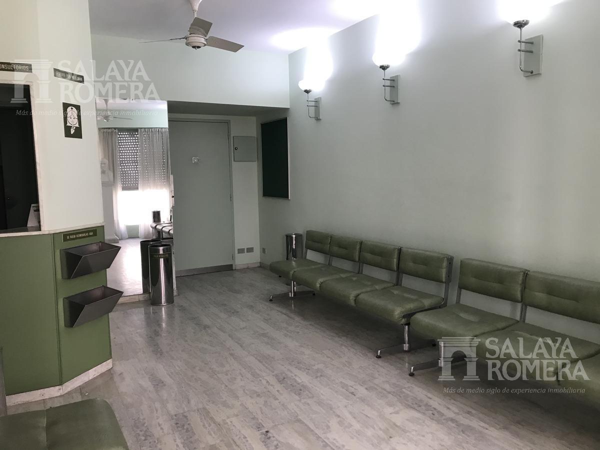 departamento - recoleta consultorio medico. ideal tambien inversor para renta