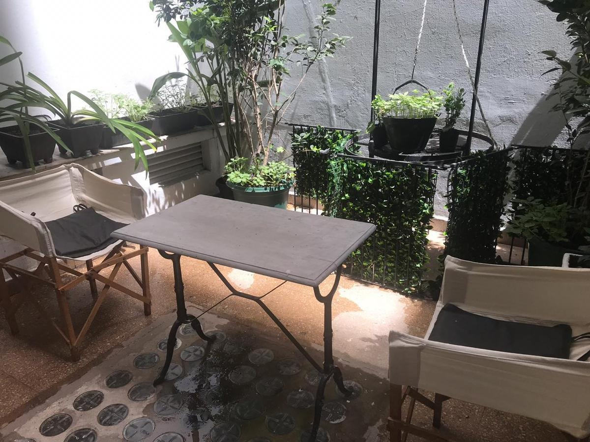 departamento - recoleta - loft con una decoracion  y muebles de gran estilo!