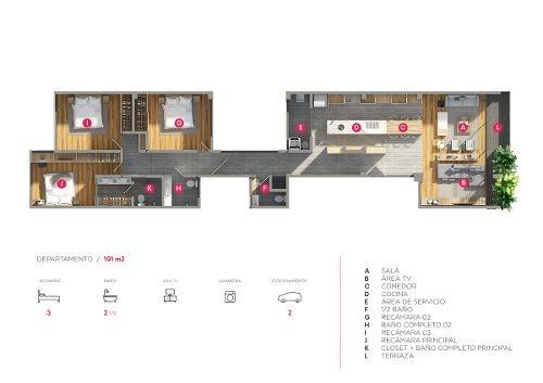 departamento remodelado, torres adalid 208, 102, del valle norte