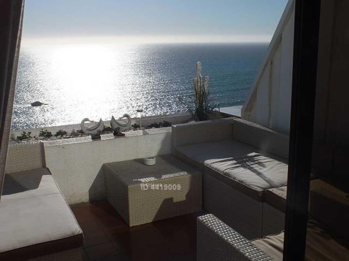 departamento reñaca, espectacular 3 a 4 personas, gran terraza con vista al mar.