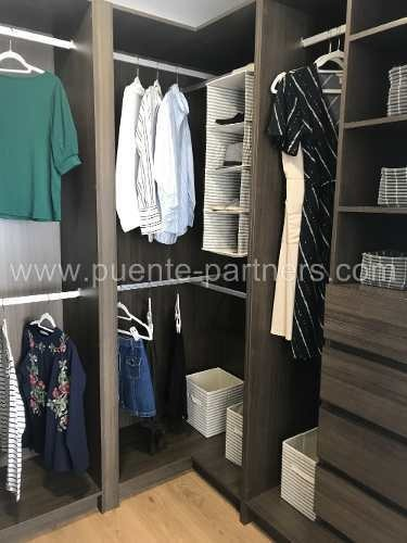 departamento renta bosque real five