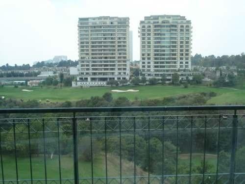 departamento renta club de golf bosques